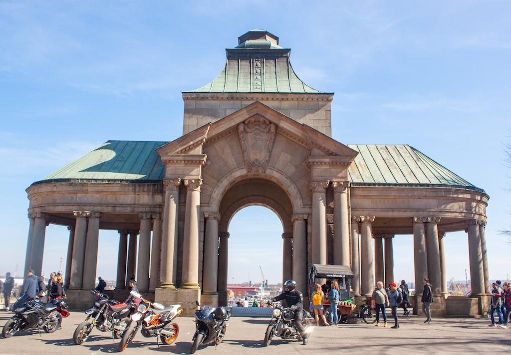 Visit Szczecin Poland - Wały Chrobrego