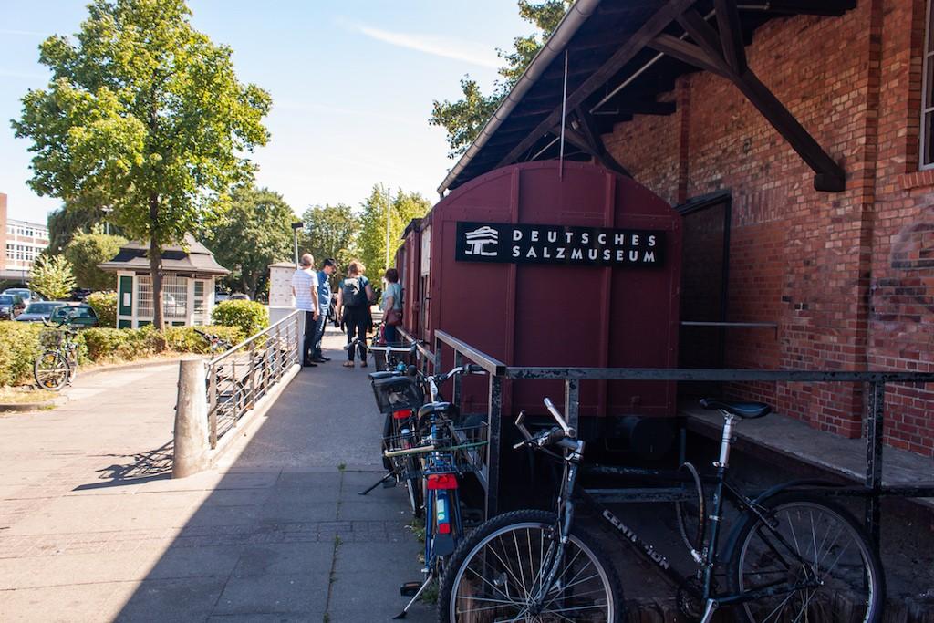 German Salt Museum - Entrance