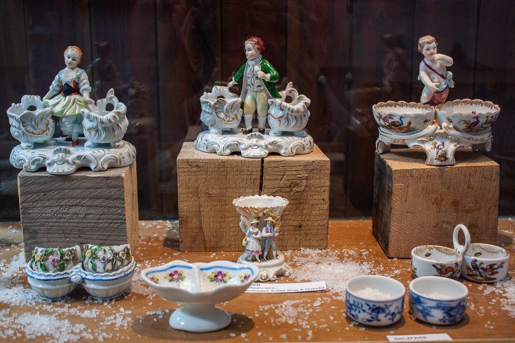 German Salt Museum - Exhibition Piece
