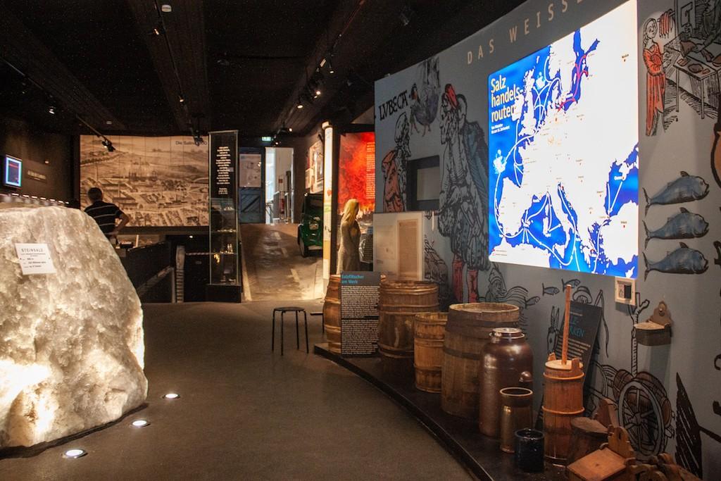 German Salt Museum - Exhibition