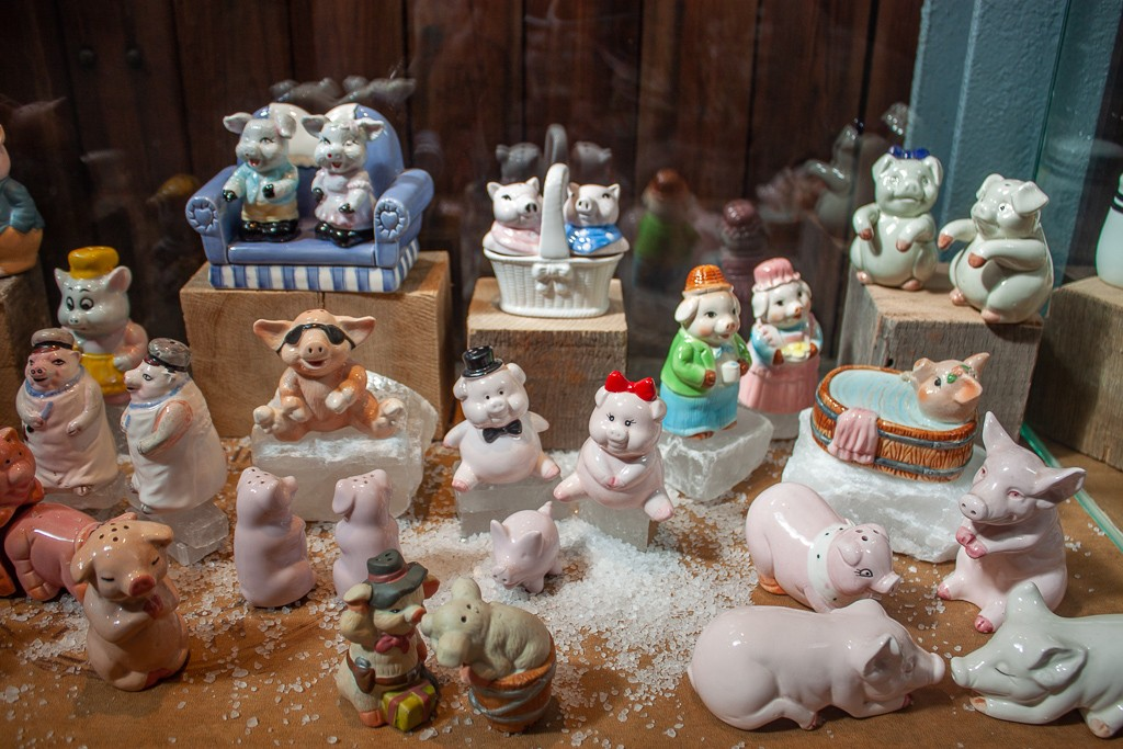 German Salt Museum - Quirky Items