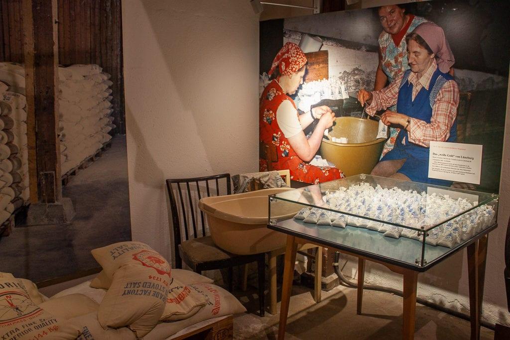 German Salt Museum - Women Workers