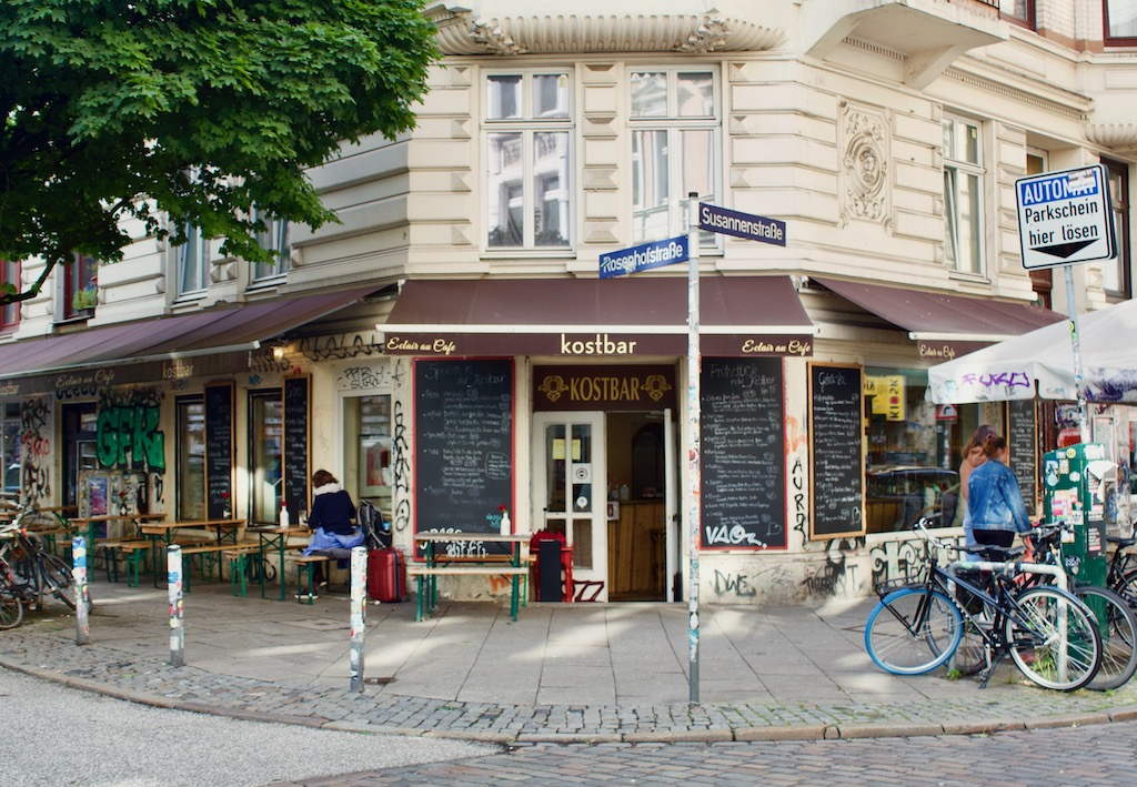 Café Kostbar Hamburg Germany