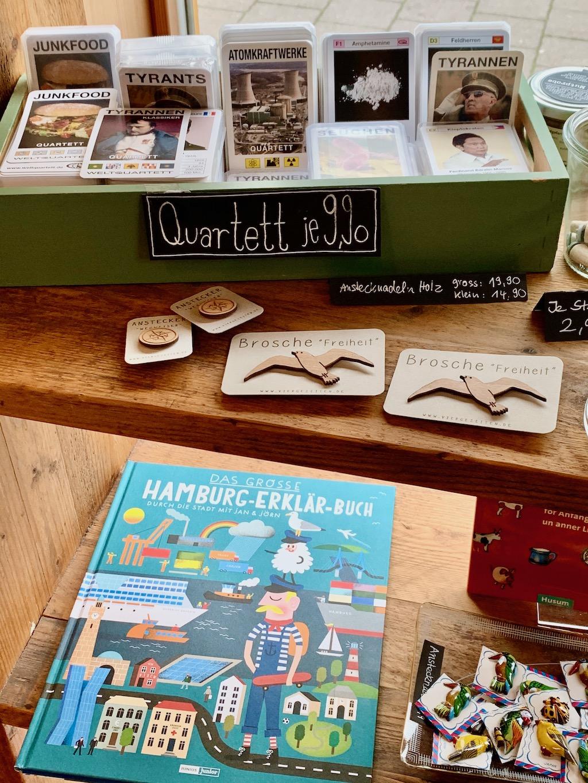 HANSEPLATTE Hamburg Merchandise