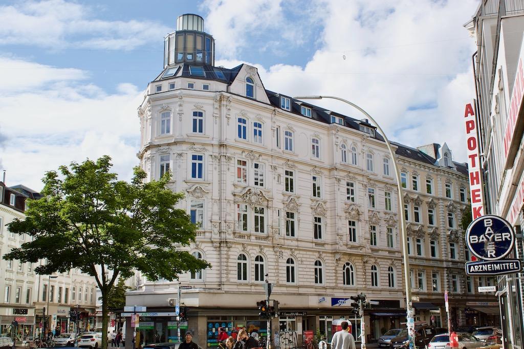 Hamburg Schanzenviertel Cheryl Howard