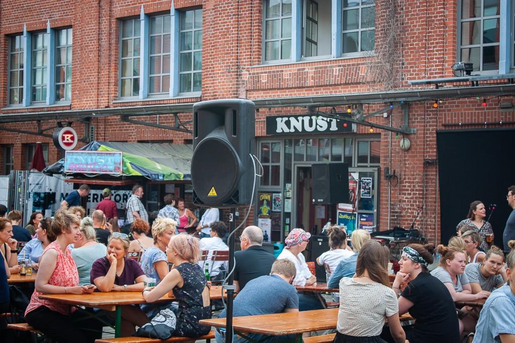 Hamburg Schanzenviertel - Knust