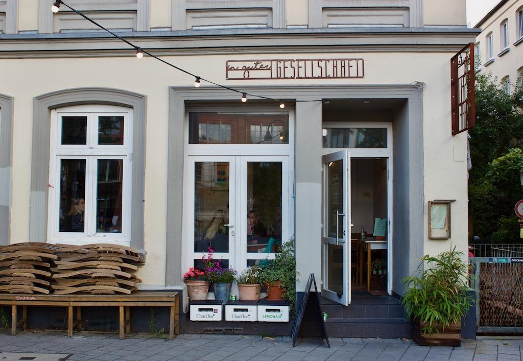In guter Gesellschaft Hamburg Germany