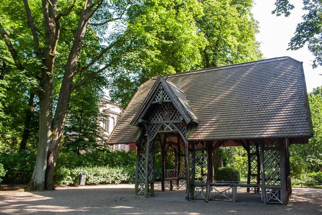 Schlosspark Biesdorf Berlin - Picnic Spot