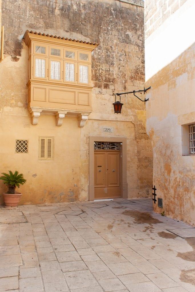 Mdina Malta - Citta Notabile Homes of Nobles