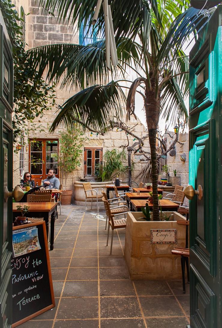 Mdina Malta - Fontanella Tea Garden