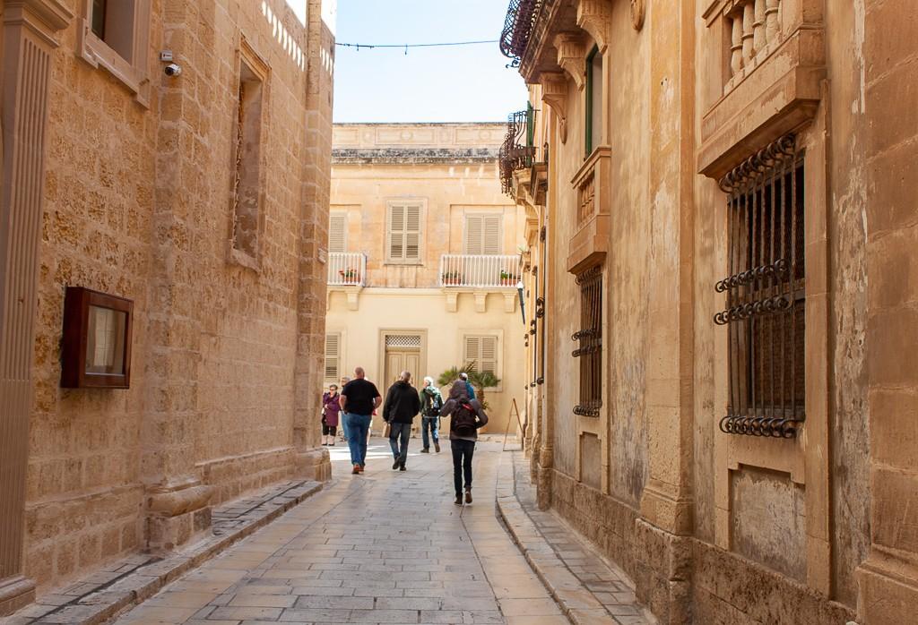 Mdina Malta - Golden Walls