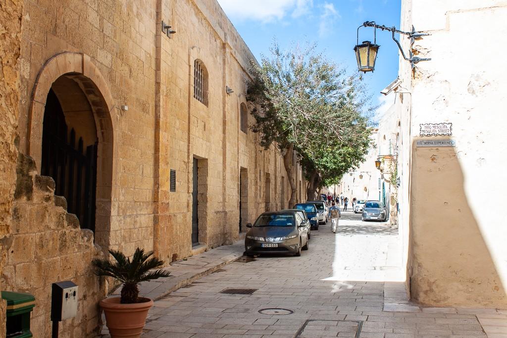Mdina Malta - Quiet Streets