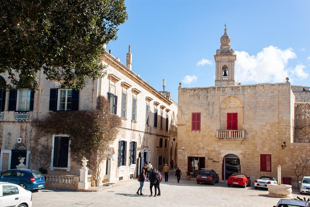 Mdina Malta - Square