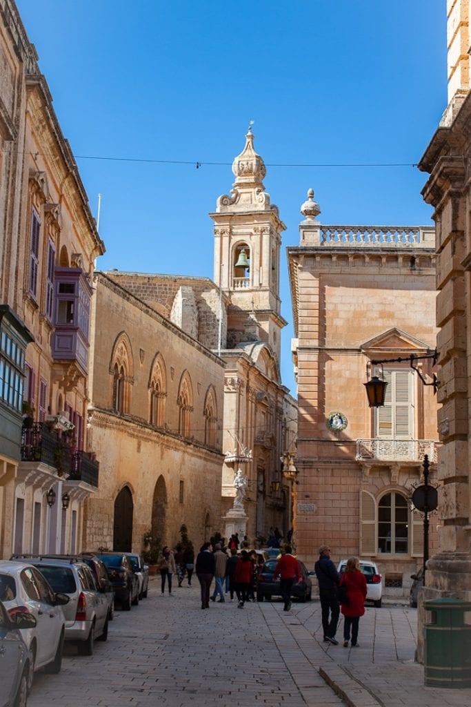 Mdina Malta - Street Views