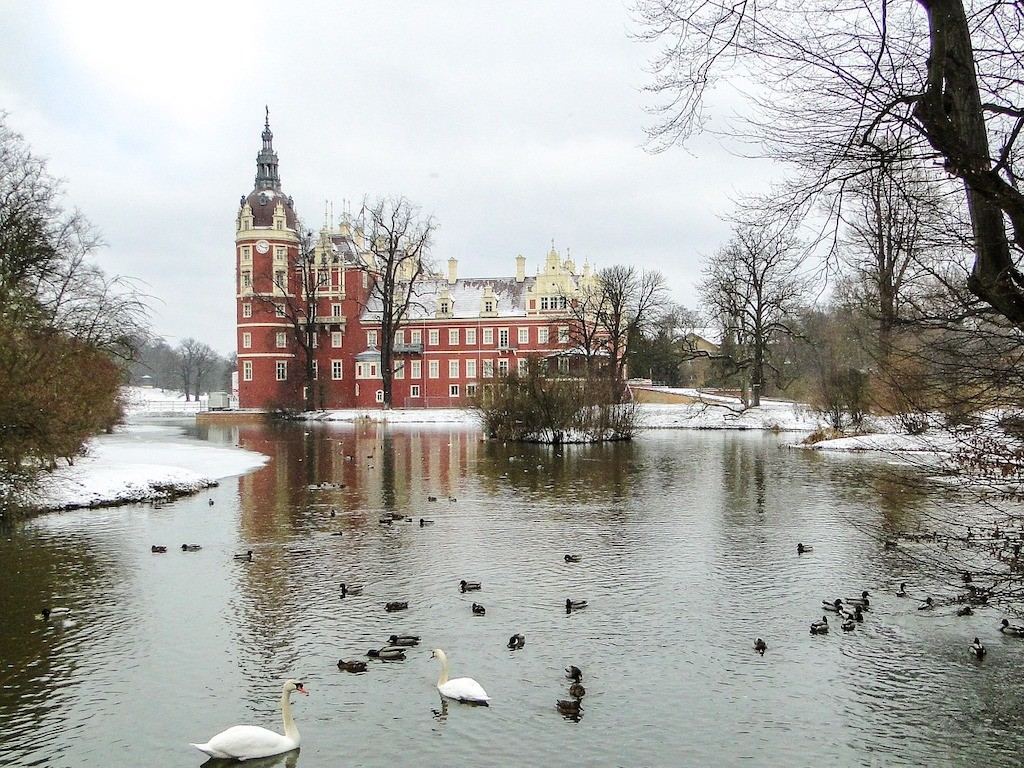 Day Trips From Berlin - Bad Muskau