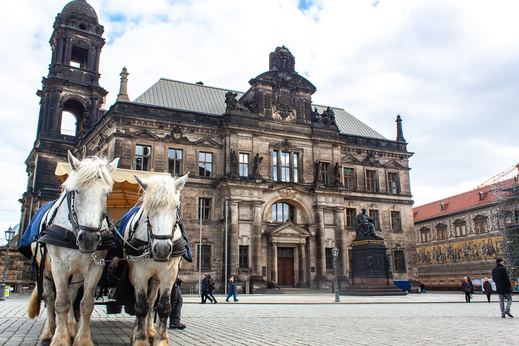 Day Trips From Berlin - Dresden