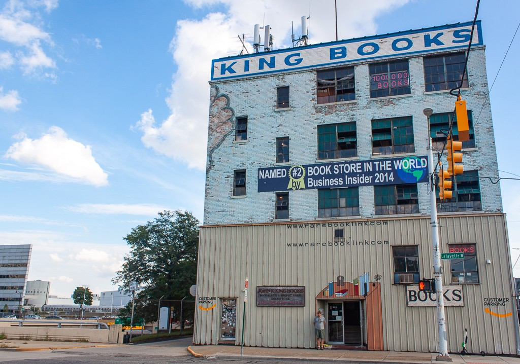 Detroit Bookstores - John K. King Used & Rare Books