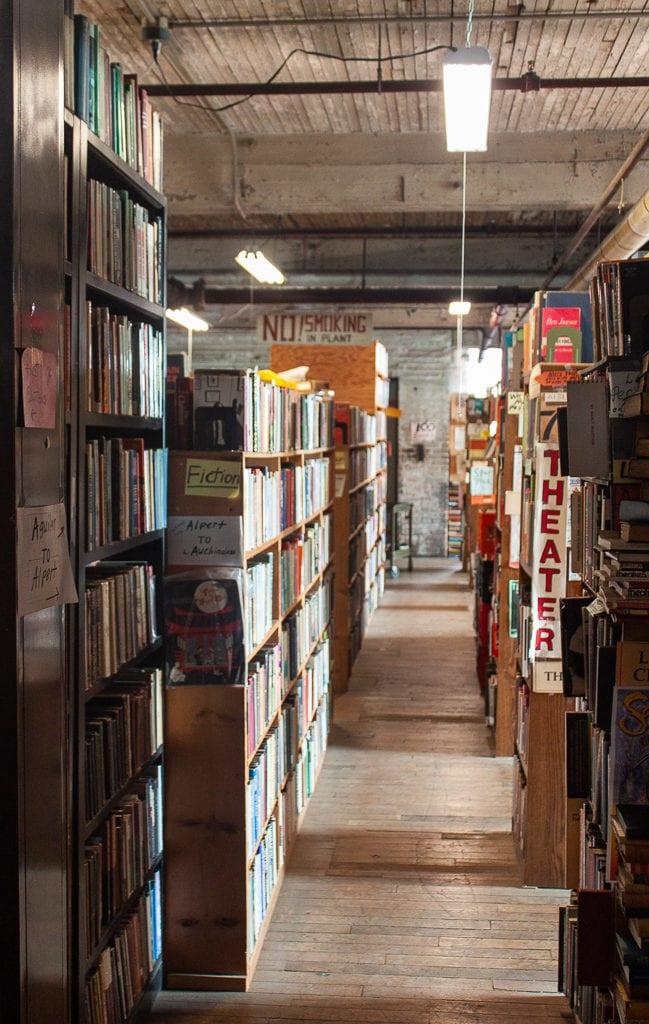 Detroit Bookstores: John K. King Used & Rare Books Subjects