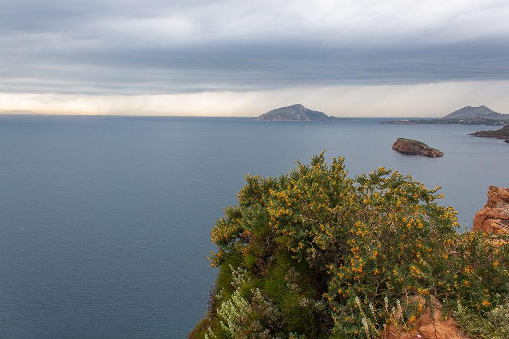 Cape Sounion Views