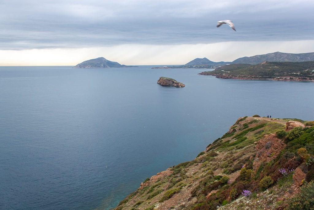 Temple Of Poseidon Views