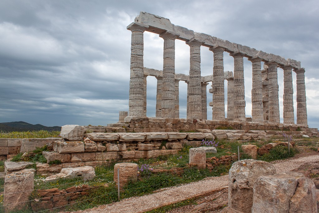 Temple of Poseidon Greece
