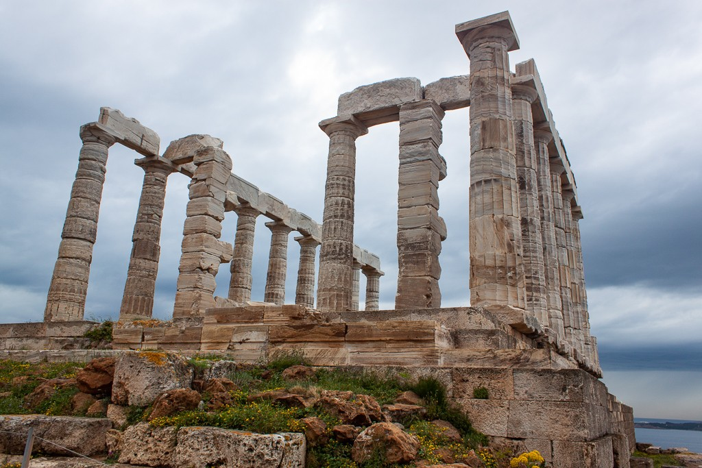 The Temple Of Poseidon Day Trip From Athens