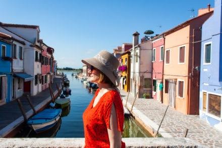 Visit Burano Italy - Cheryl Howard