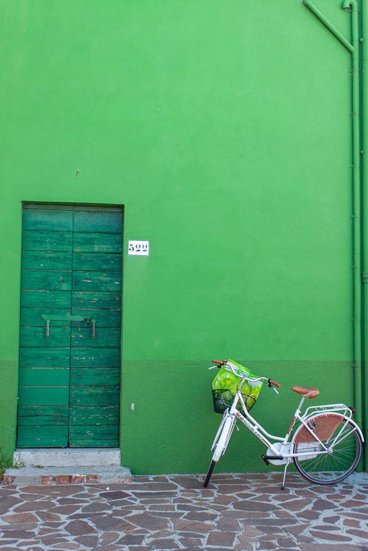 Visit Burano Italy - Green On Green
