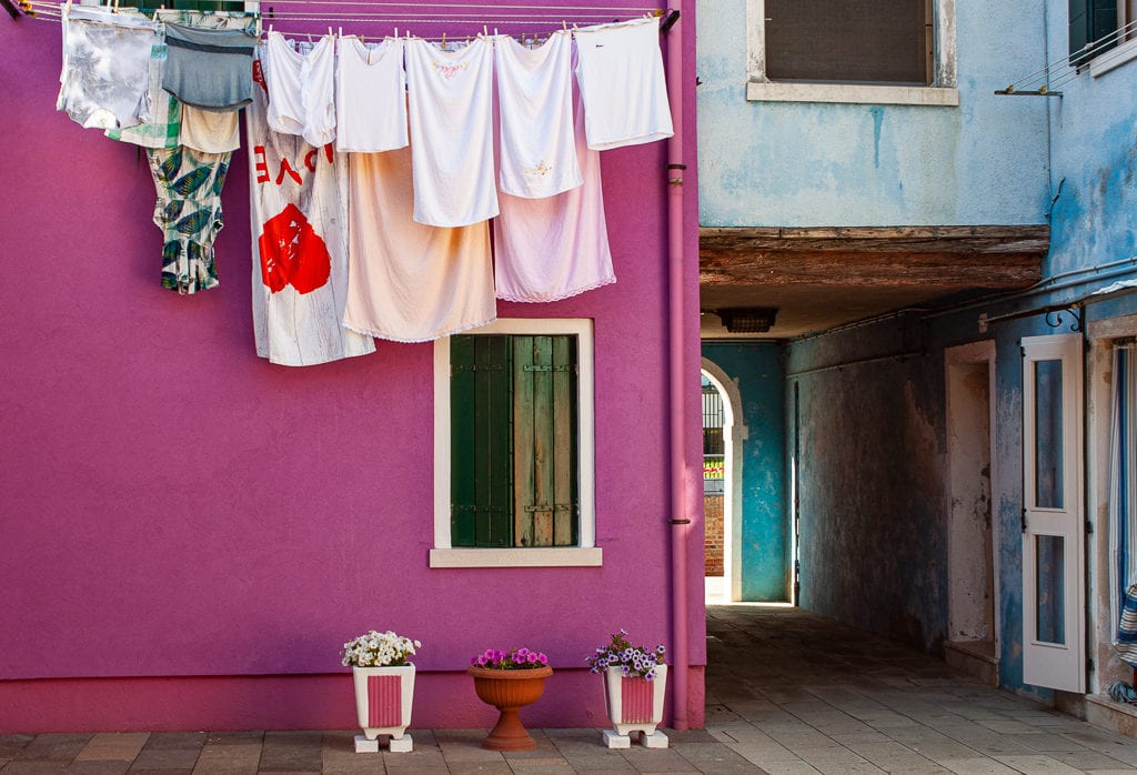 Visit Burano Italy - Love