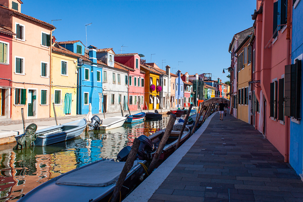 Visit Burano Italy - Picture perfect