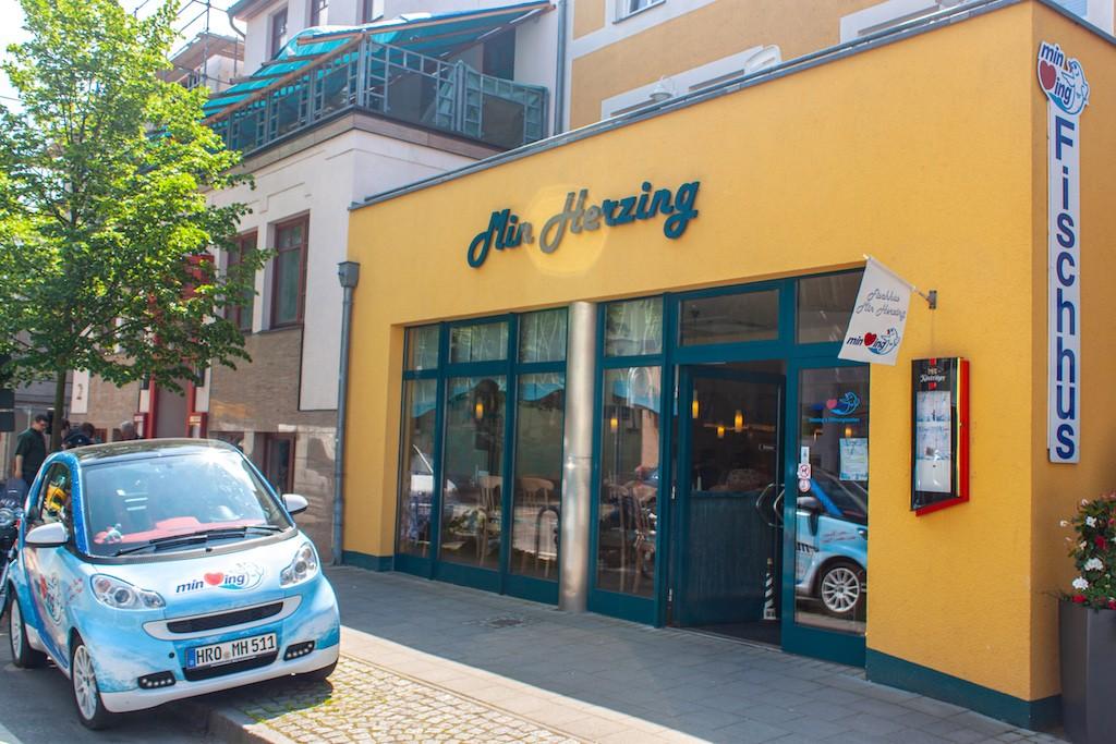 Warnemünde - Fischhus Min Herzing