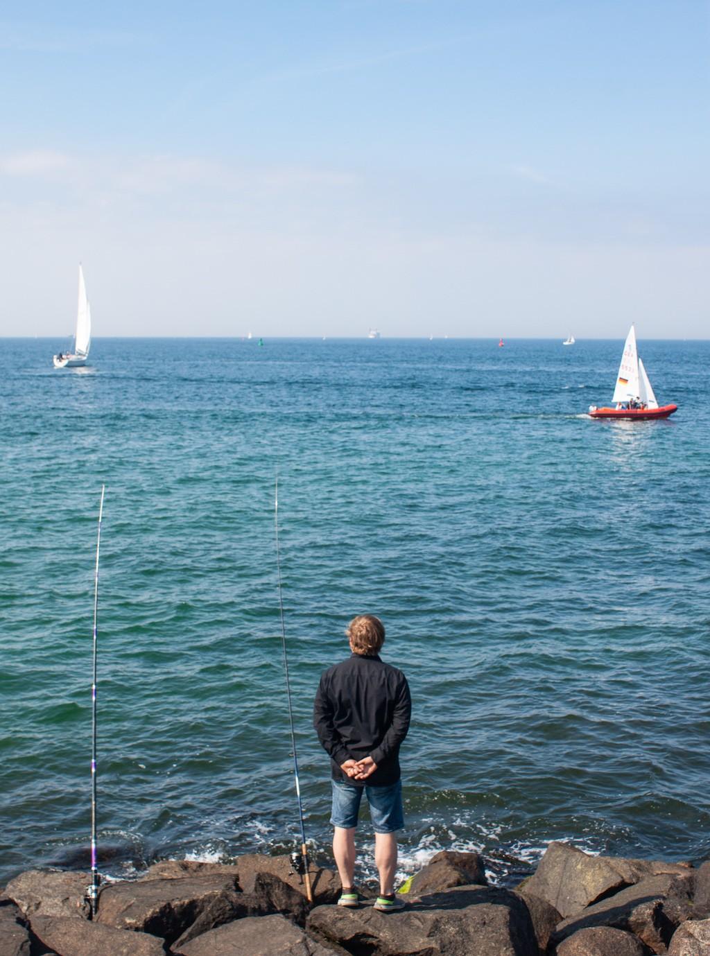 Warnemünde Fisherman