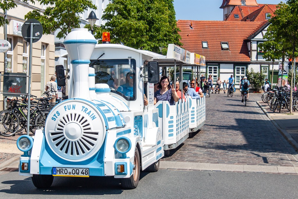 Warnemünde - Fun Train
