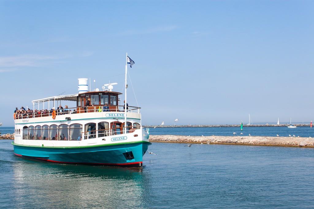 Warnemünde - Harbour Cruise
