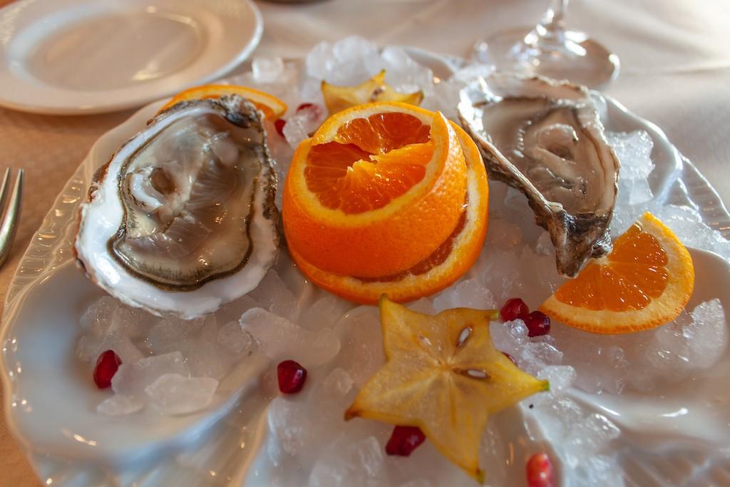 Warnemünde - Hotel NEPTUN Oysters