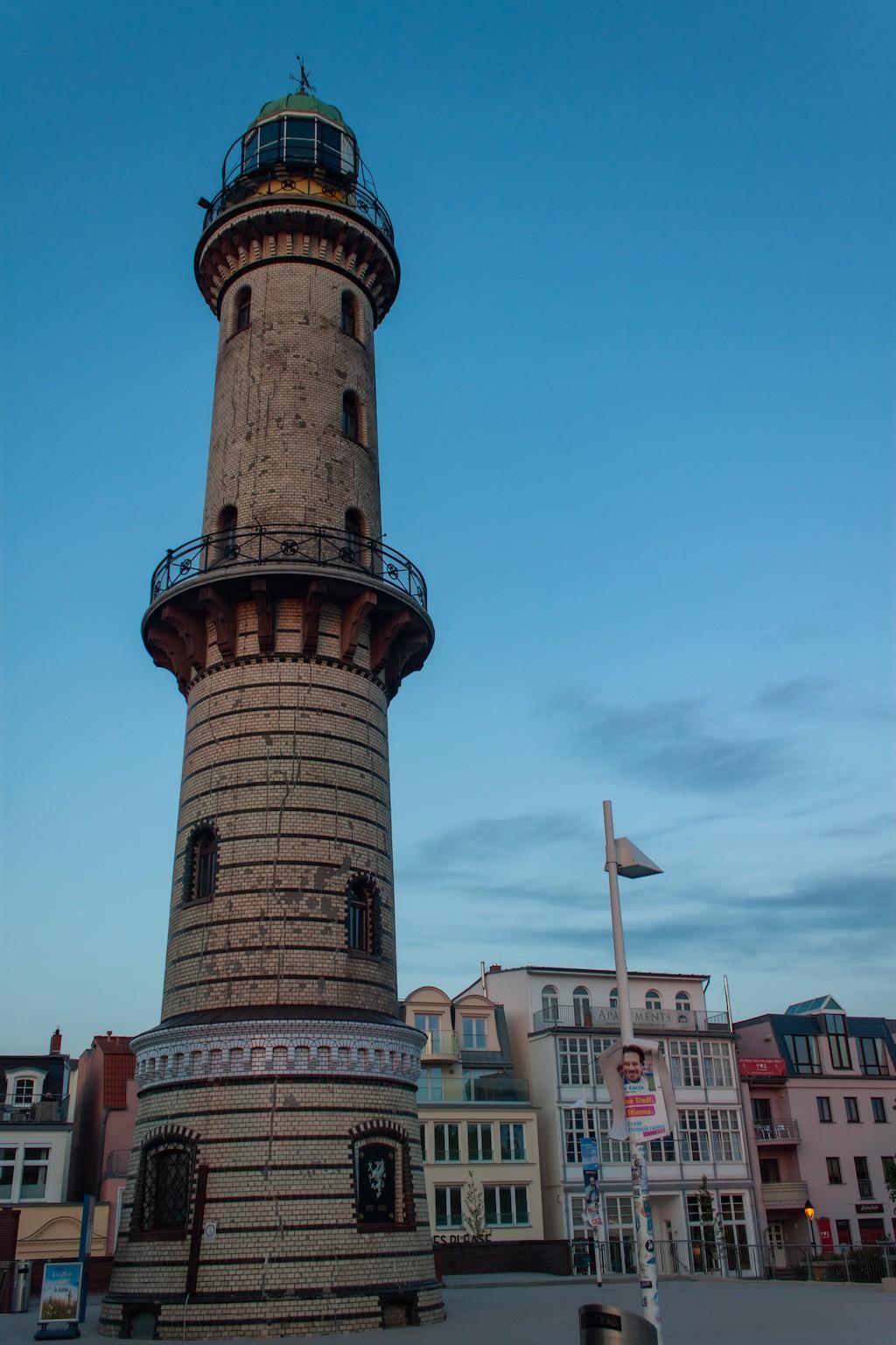 Warnemünde Old Lighthouse