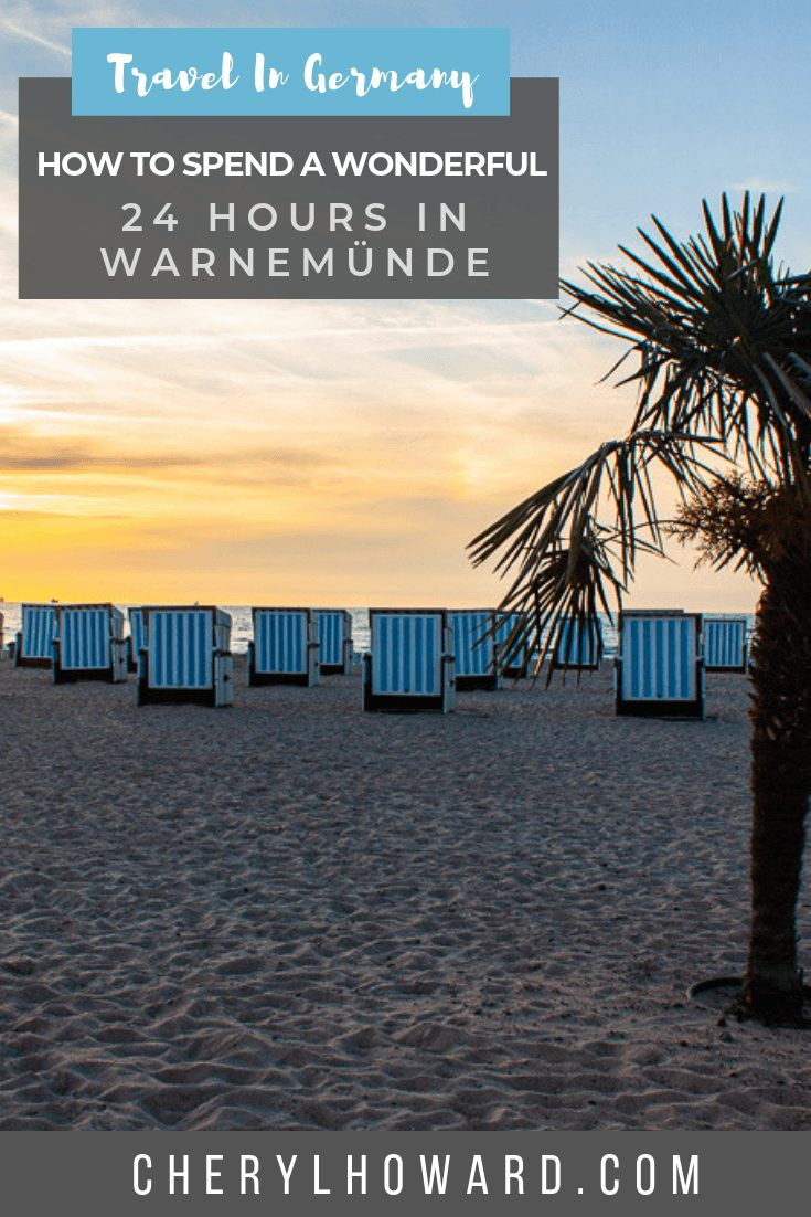 Warnemünde Pin