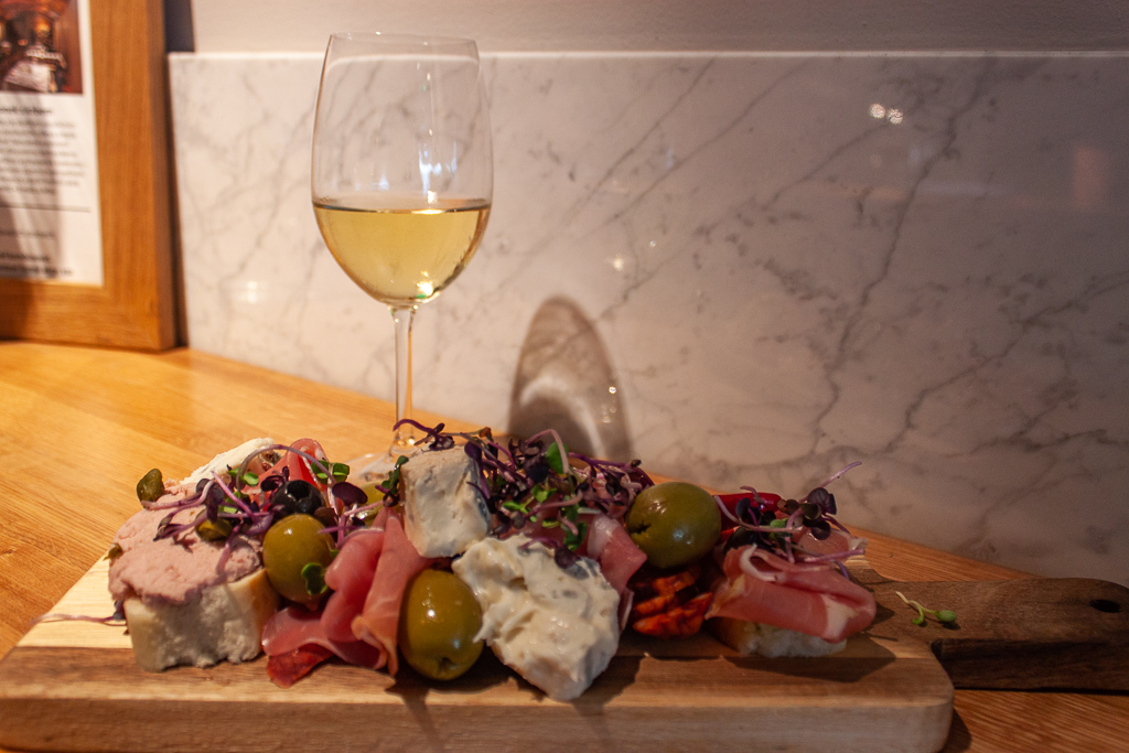 Brno Restaurants - La Bouchée