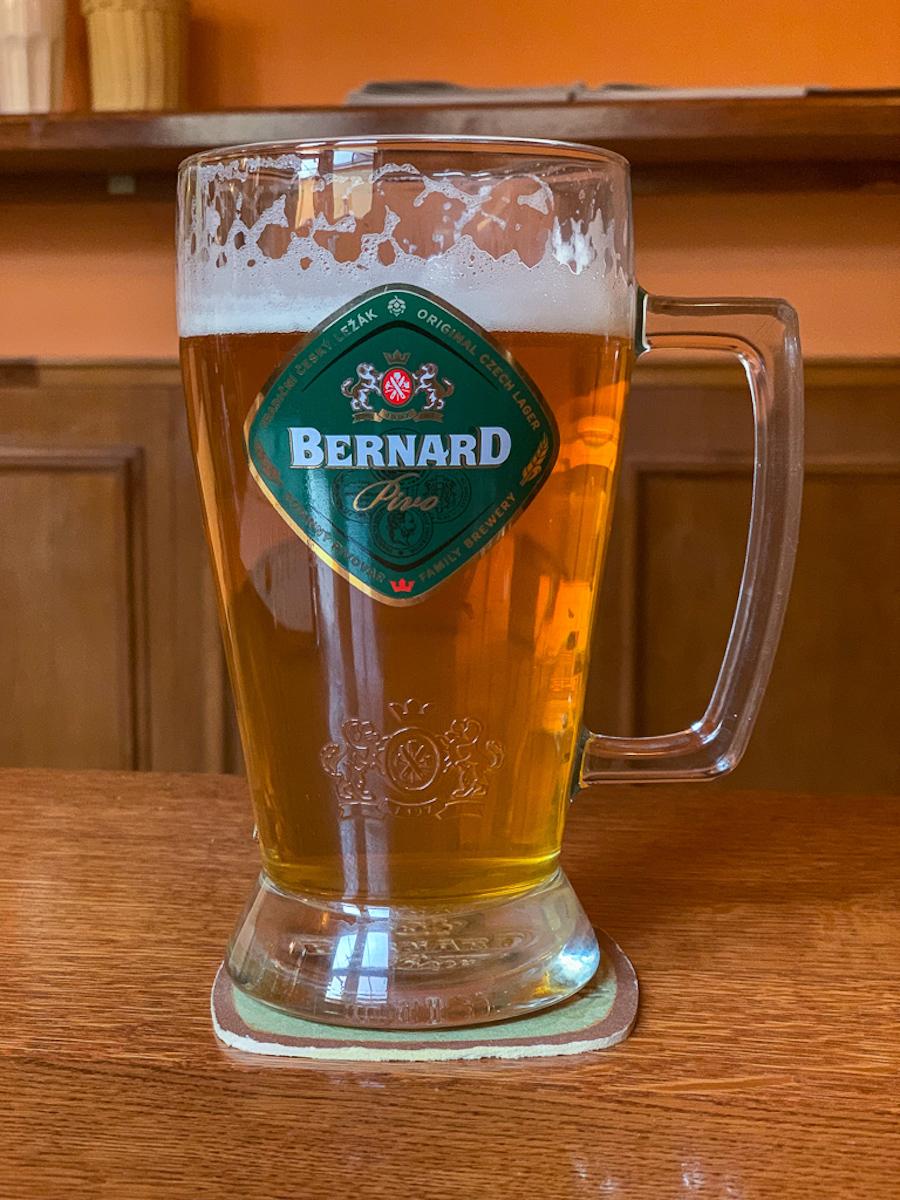 Brno Restaurants - Pivní bar Atrium Beer