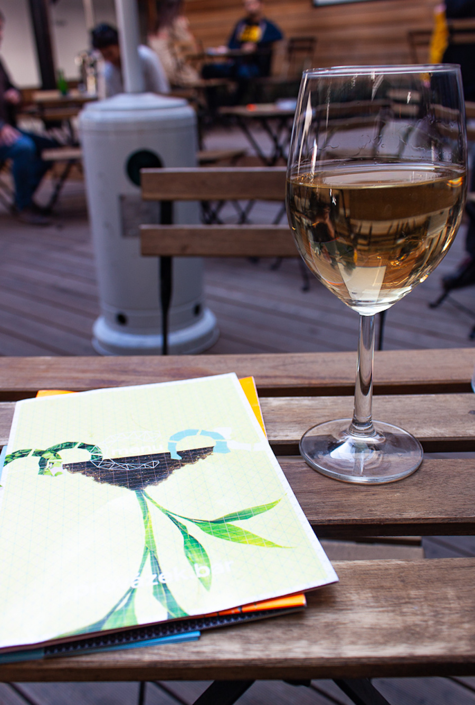 Brno Restaurants - Provázek.dvůr Wine