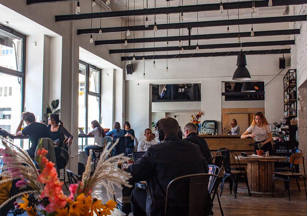 Brno Restaurants - SKØG Urban Hub