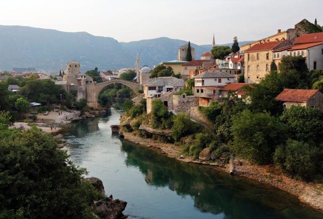 Cheap European Destinations - Mostar Bosnia and Herzegovina