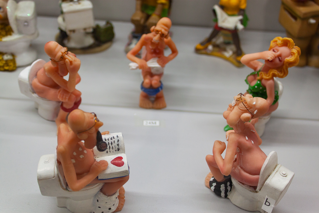 Museum Of Toilet History - Souvenir Collection
