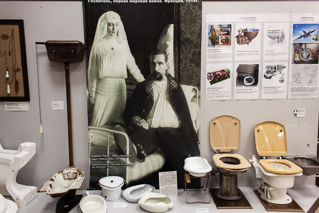 Museum Of Toilet History - Toilet Modernization