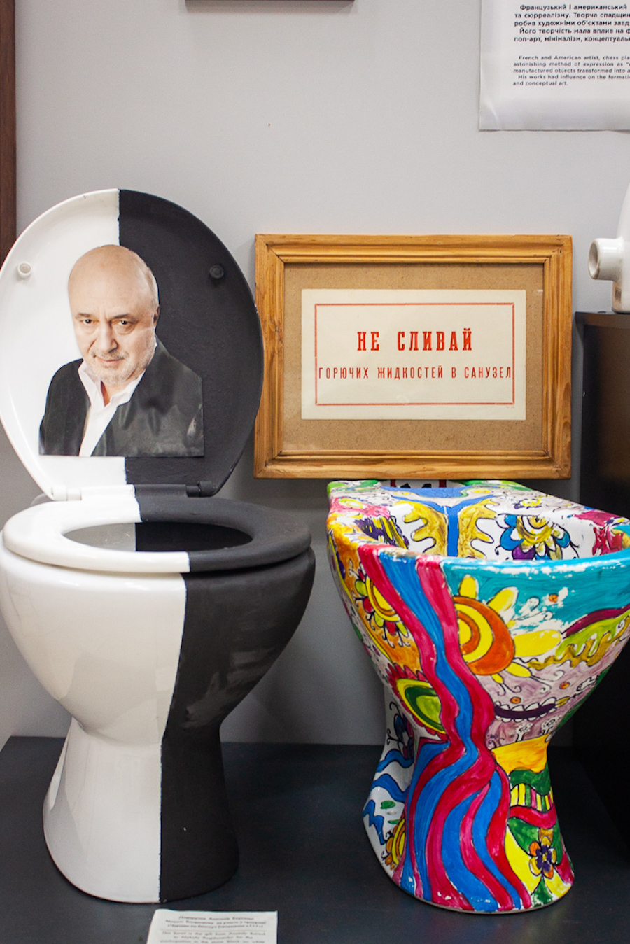 Museum Of Toilet History - Toilets As Art
