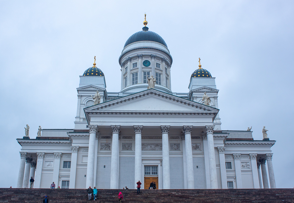 What To Do in Helsinki - Helsinki Cathedral
