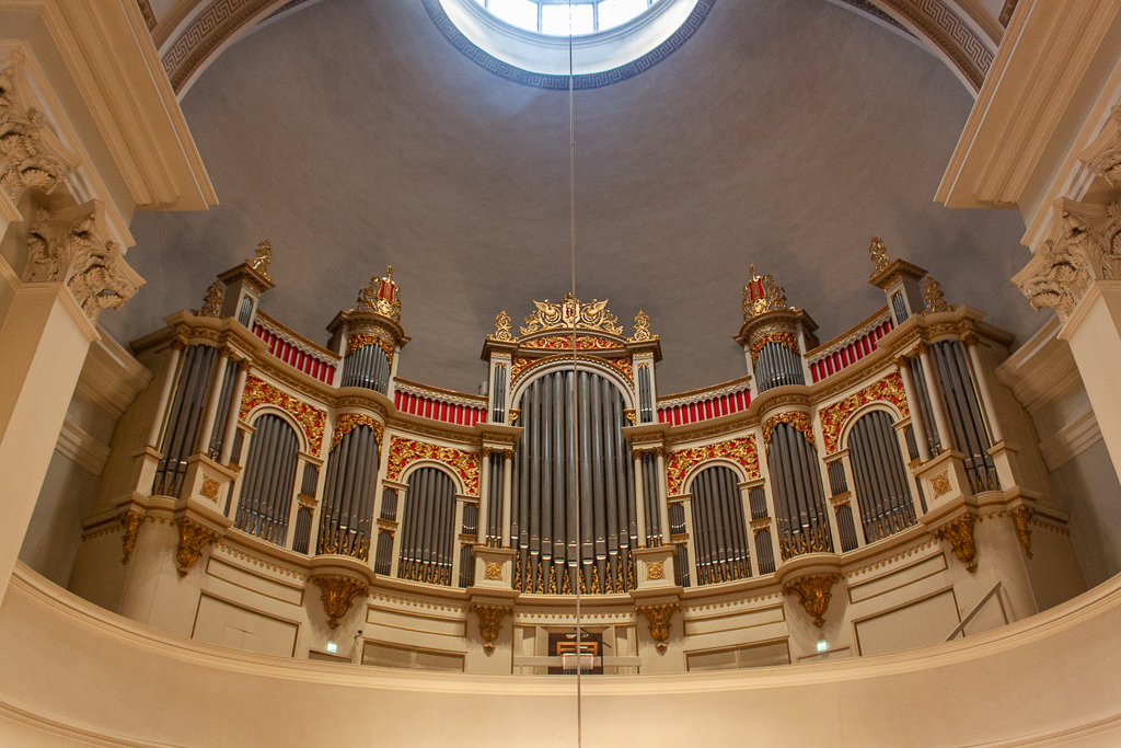 What To Do in Helsinki - Helsinki Cathedral Organ