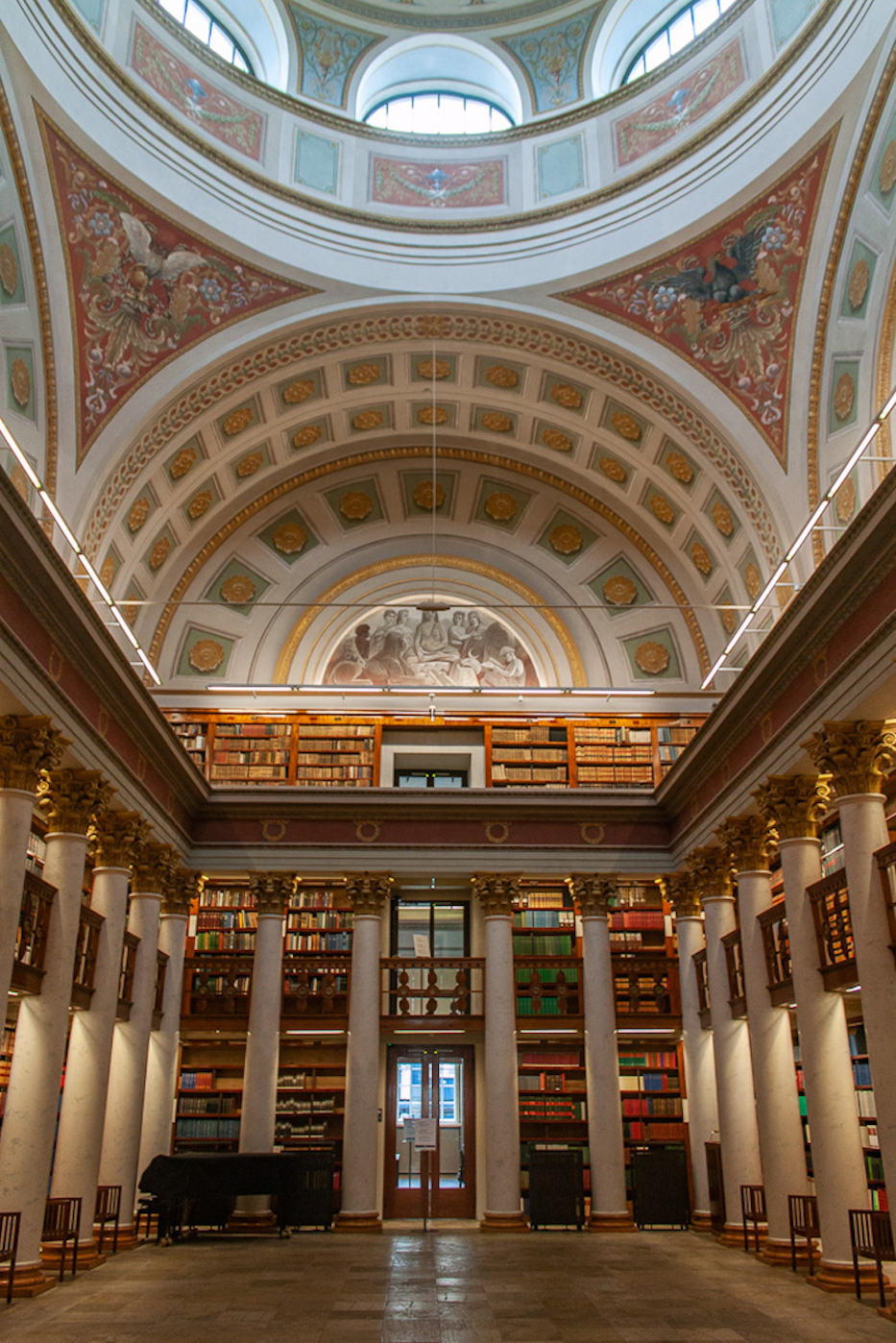 What To Do in Helsinki - The National Library of Finland