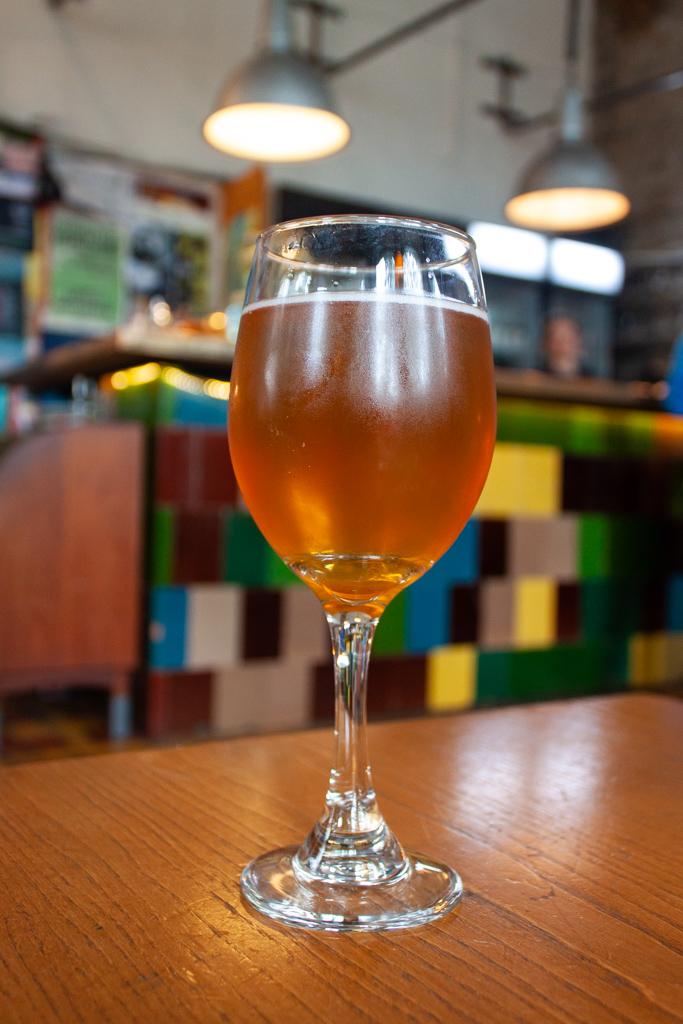 Where To Eat In Tallinn Estonia - F-HOONE Beer Tallinn Estonia
