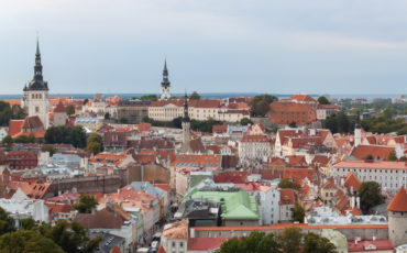 Where To Eat In Tallinn Estonia - Header